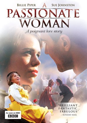 """""""A Passionate Woman"""" - DVD movie cover (thumbnail)"""