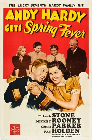 Andy Hardy Gets Spring Fever - Movie Poster (thumbnail)
