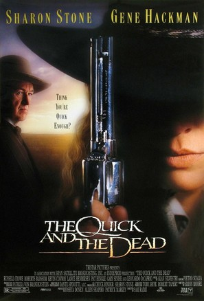 The Quick and the Dead - Movie Poster (thumbnail)