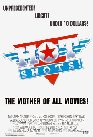 Hot Shots - Movie Poster (thumbnail)