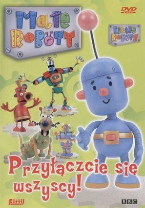 """Little Robots"" - Polish Movie Cover (thumbnail)"