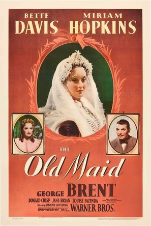 The Old Maid - Movie Poster (thumbnail)