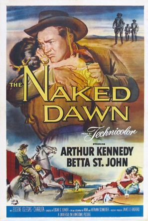 The Naked Dawn - Movie Poster (thumbnail)