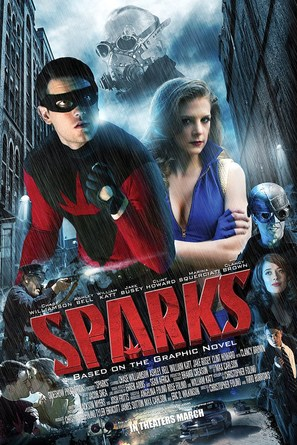 Sparks - Movie Poster (thumbnail)