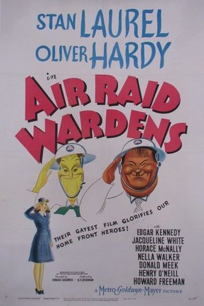 Air Raid Wardens - Movie Poster (thumbnail)