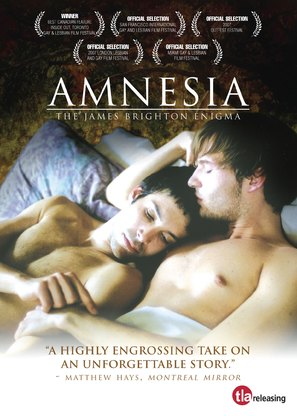 Amnesia: The James Brighton Enigma - Movie Cover (thumbnail)