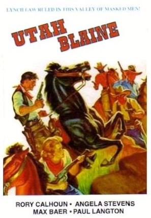 Utah Blaine - Movie Poster (thumbnail)
