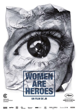 Women Are Heroes - French Movie Poster (thumbnail)