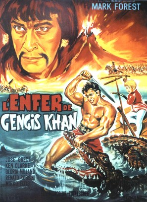 Maciste nell'inferno di Gengis Khan