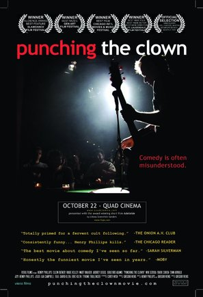Punching the Clown - Movie Poster (thumbnail)