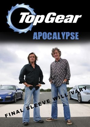 Top Gear Apocalypse - British DVD cover (thumbnail)