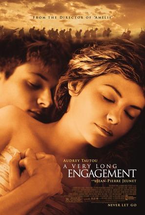 Un long dimanche de fiançailles - Movie Poster (thumbnail)