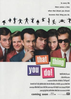 That Thing You Do - Movie Poster (thumbnail)