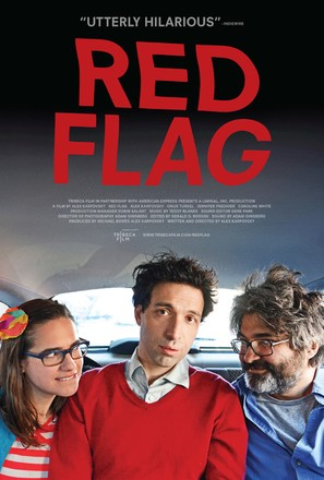 Red Flag - Movie Poster (thumbnail)