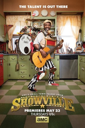 """Showville"" - Movie Poster (thumbnail)"