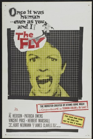The Fly - Movie Poster (thumbnail)