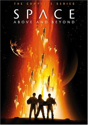 """""""Space: Above and Beyond"""" - DVD cover (thumbnail)"""