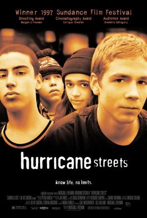 Hurricane - Movie Poster (thumbnail)