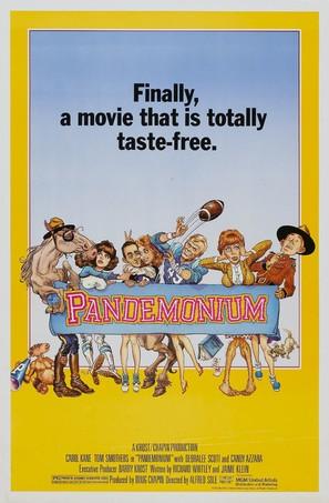 Pandemonium - Movie Poster (thumbnail)