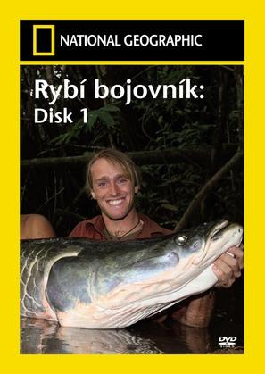 """""""Fish Warrior"""" - Czech DVD cover (thumbnail)"""