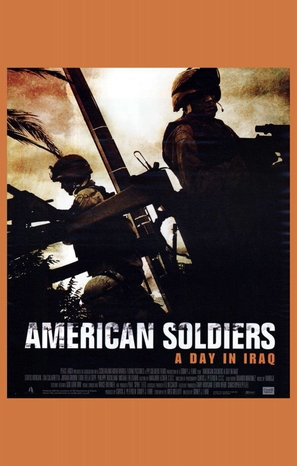 American Soldiers - Movie Poster (thumbnail)