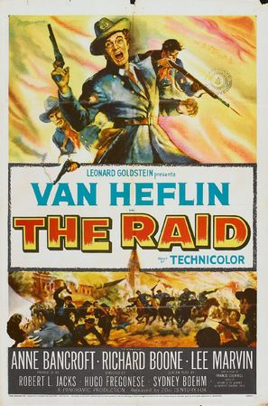 The Raid - Movie Poster (thumbnail)