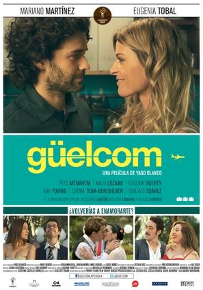 Güelcom - Argentinian Movie Poster (thumbnail)