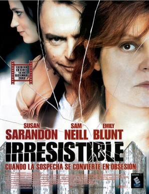 Irresistible - Spanish Movie Poster (thumbnail)