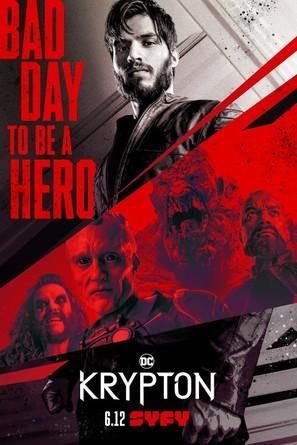 Krypton - Movie Poster (thumbnail)