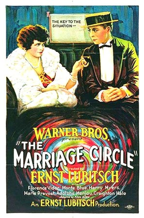 The Marriage Circle - Movie Poster (thumbnail)