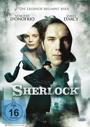 Sherlock - German DVD cover (thumbnail)