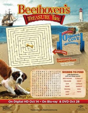 Beethoven's Treasure - Movie Poster (thumbnail)