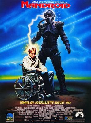 Mandroid - Movie Poster (thumbnail)