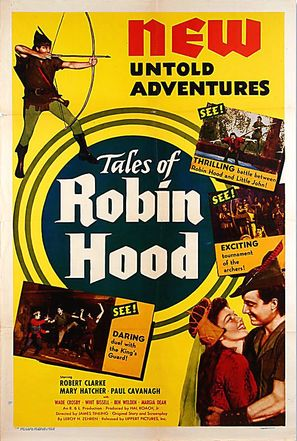 Tales of Robin Hood - Movie Poster (thumbnail)