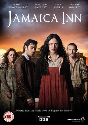 Jamaica Inn - British DVD movie cover (thumbnail)