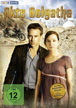 Die Akte Golgatha - German Movie Cover (thumbnail)