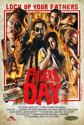 Father's Day - Movie Poster (thumbnail)