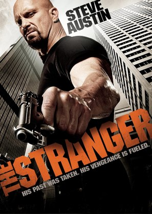 The Stranger - DVD cover (thumbnail)
