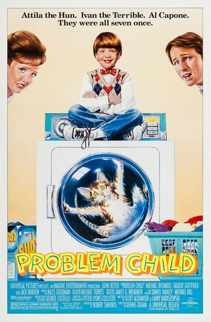 Problem Child - Movie Poster (thumbnail)