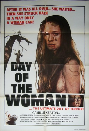 Day of the Woman - Movie Poster (thumbnail)