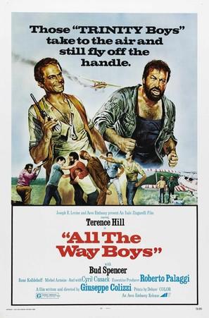 Più forte, ragazzi! - Movie Poster (thumbnail)