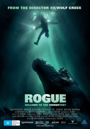 Rogue - Australian Movie Poster (thumbnail)