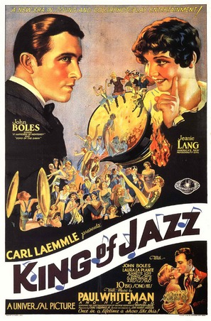 King of Jazz - Theatrical poster (thumbnail)