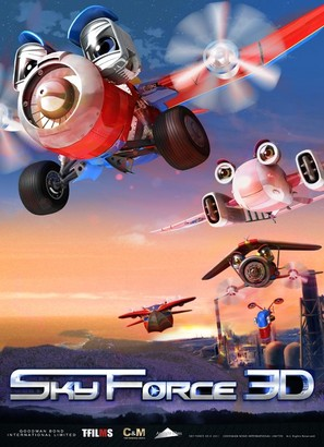 Sky Force - Movie Poster (thumbnail)