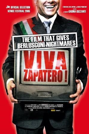 Viva Zapatero! - poster (thumbnail)