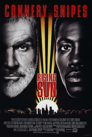 Rising Sun - Movie Poster (thumbnail)