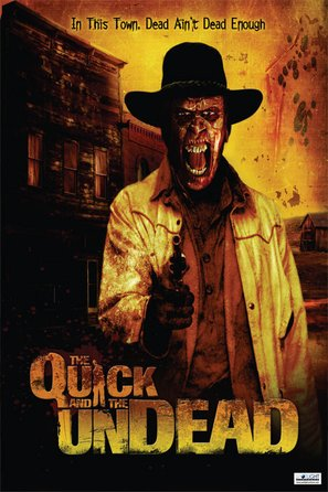 The Quick and the Undead - Movie Poster (thumbnail)