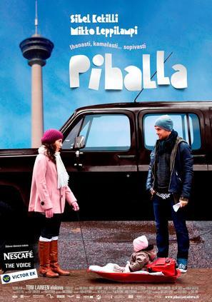 Pihalla - Finnish Movie Poster (thumbnail)
