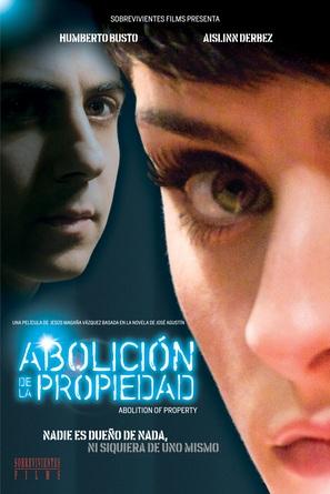 Abolición de la propiedad - Mexican Movie Poster (thumbnail)