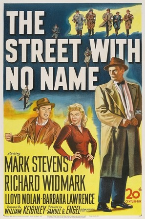 The Street with No Name - Movie Poster (thumbnail)